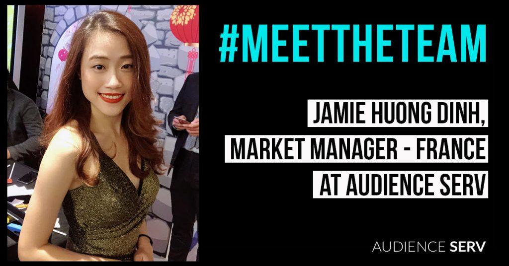 Meet Jamie-Audience Serv