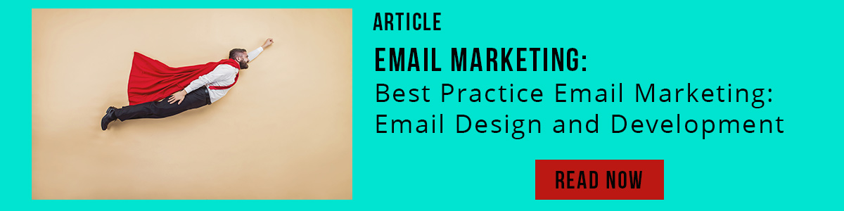 Email Marketing: Best practice for creating email templates