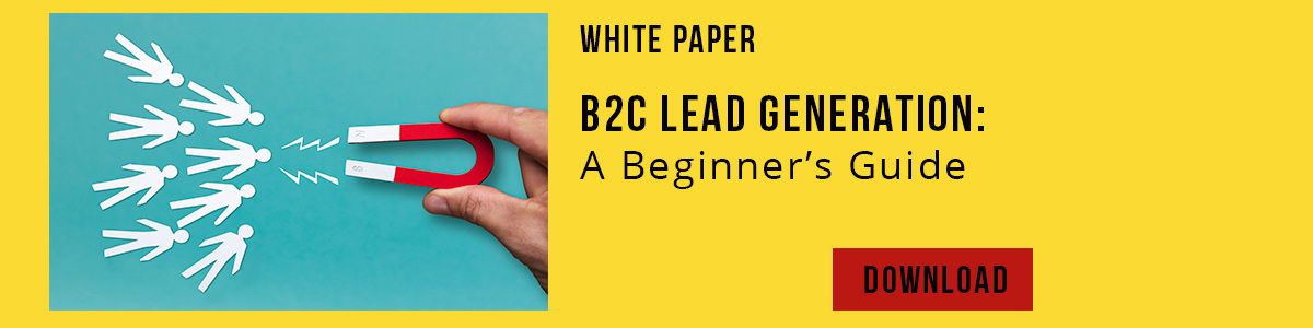 B2C Lead Generation: A Beginner's Guide